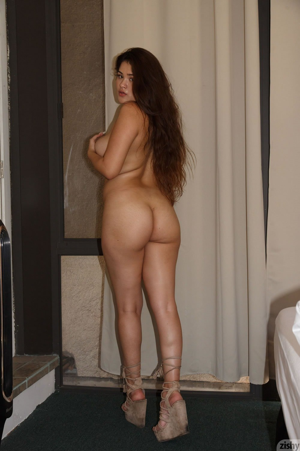 Briana lee strips out her flirt panties by jls - 1 part 4
